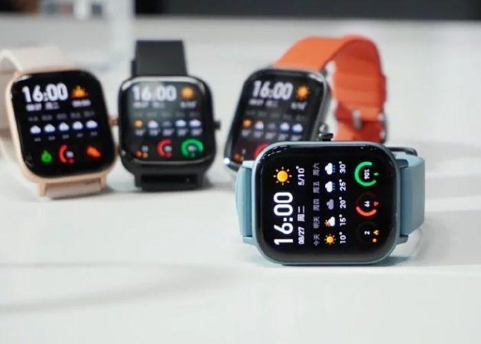 Hướng dẫn sử dụng đồng hồ Xiaomi Amazfit GTS