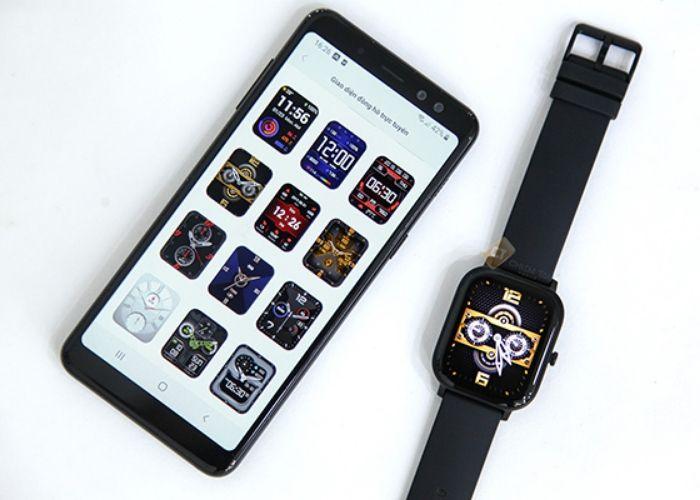Hướng dẫn tải mặt đồng hồ cho Xiaomi Amazfit GTS