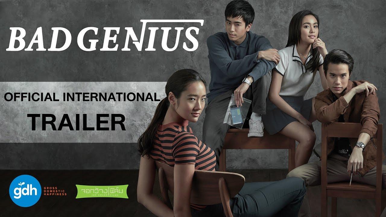 """Bad Genius với kịch bản đặc sắc và chặt chẽ từng là bộ phim """"làm mưa làm gió"""" tại các rạp Thái Lan và cả Việt Nam"""