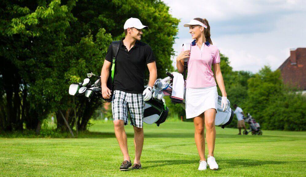Trang phục chơi sân golf
