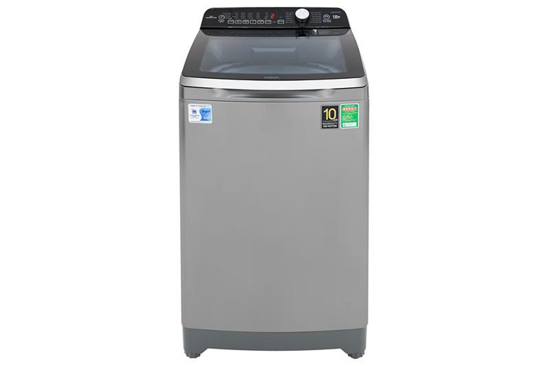 Máy giặt lồng đứng Aqua Inverter 10kg AQW-DR100ET(S)