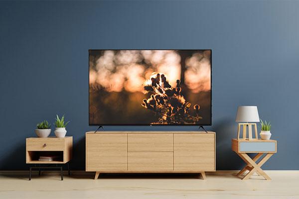 Tivi TCL 43 inch thiết kế đẹp, sang trọng