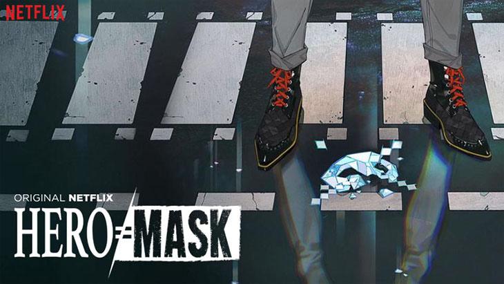 Xem phim Hero Mask trên Netflix