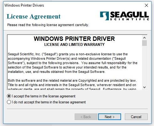 Hướng dẫn cài đặt Driver máy in Xprinter XP-350B bước 1