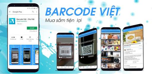 Barcode Việt giúp bạn mua sắm tiện lợi hơn