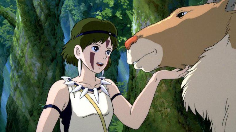 Xem phim Studio Ghibli kiểu Princess Mononoke trên Netflix