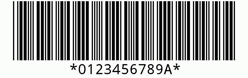 Hình ảnh về Code 39