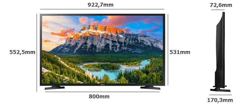 Smart tivi Samsung Full HD 40 inch UA40J5250DKXXV