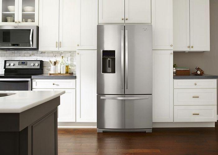 Giá tủ lạnh cao cấp Side by side có thể lên đến hơn trăm triệu đồng