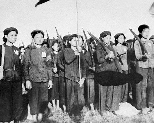 Ngày 20 - 10 - 1930 Hội Phụ nữ Việt Nam được ra đời