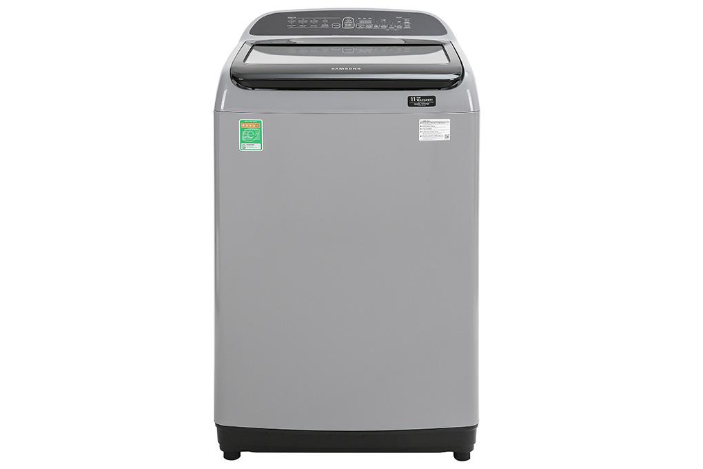 Máy giặt lồng đứng Samsung Inverter 8.5kg WA85T5160BY/SV