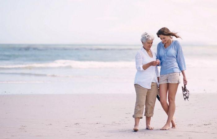 Một chuyến du lịch cũng là một món quà rất ý nghĩa trong ngày 20 tháng 10 dành cho mẹ