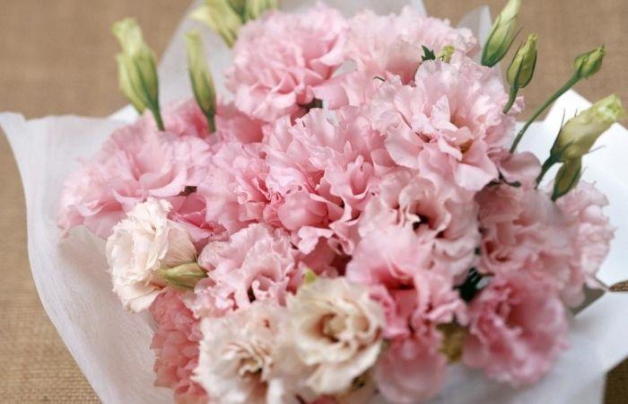 Hoa tươi là món quà tặng mẹ 20 tháng 10 giản dị nhưng nhiều ý nghĩa