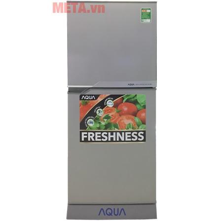 Tủ lạnh Aqua AQR-145EN (SS) 143 lít (không đóng tuyết)