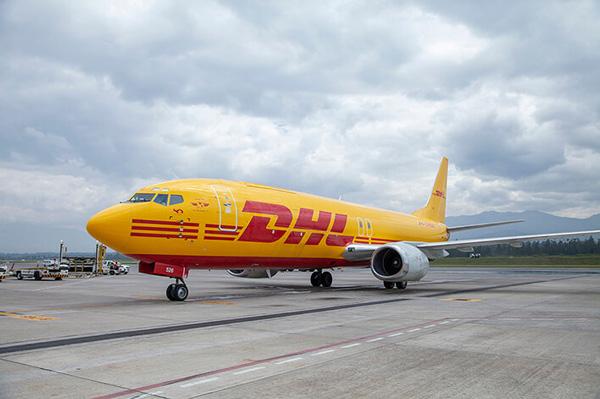 Mạng lưới logistic của DHL có mặt tại mọi nơi trên thế giới