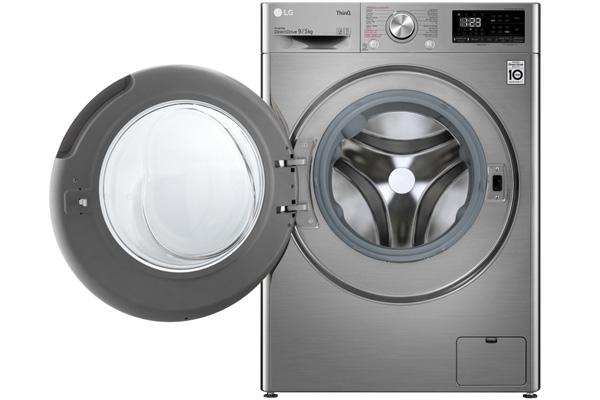 Máy giặt LG FV1409G4V thiết kế đẹp