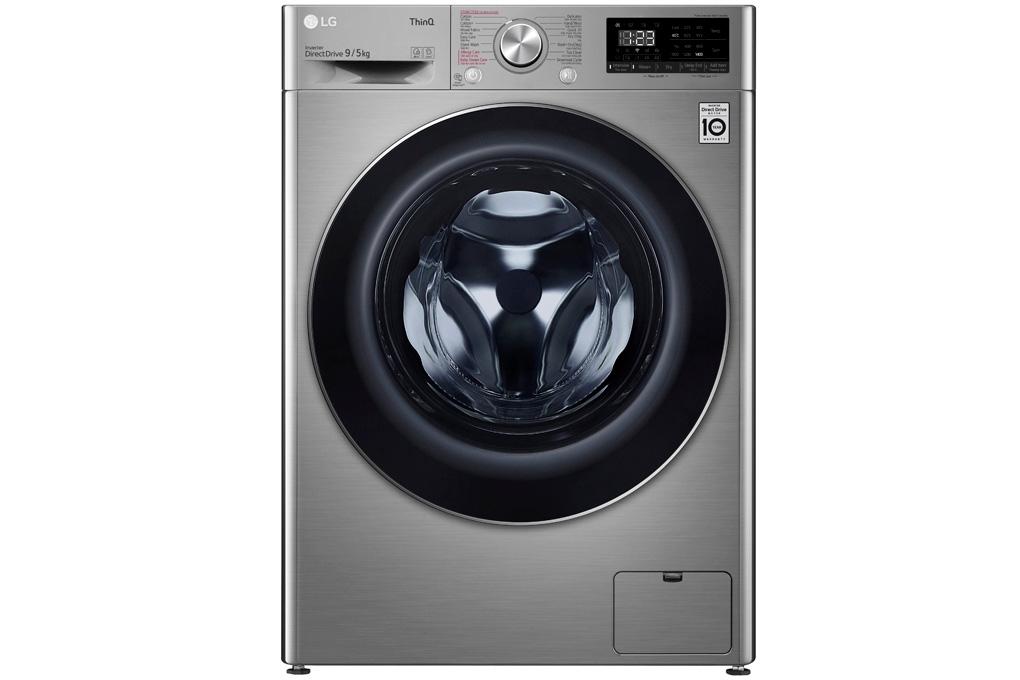 Mua ngay máy giặt sấy khô không cần phơi LG FV1409G4V
