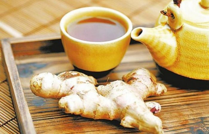 Một cốc trà gừng nhỏ mỗi ngày sẽ giúp cơ thể khỏe mạnh hơn rất nhiều