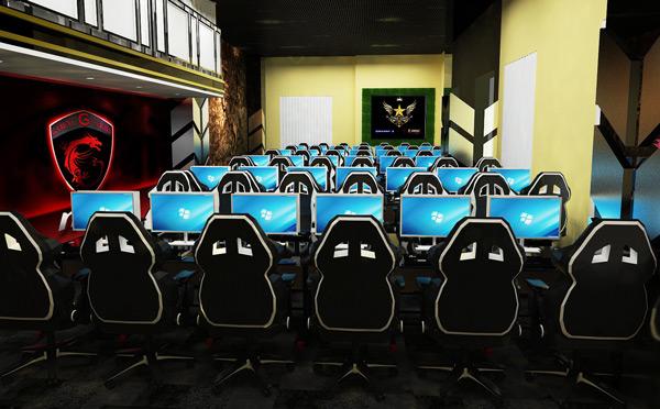 Những lưu ý khi lựa chọn ghế game cho quán net