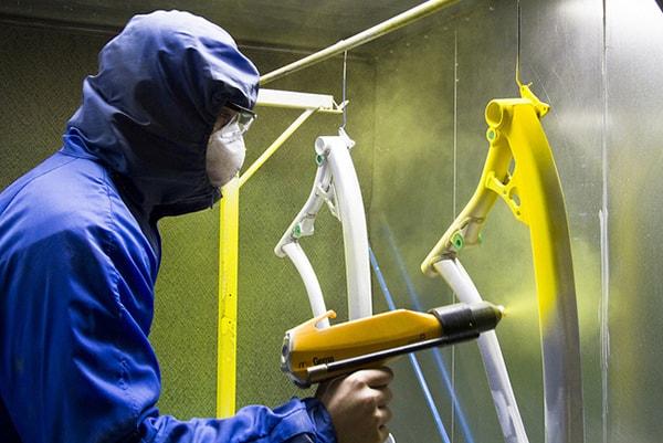Công nghệ sơn tĩnh điện là gì?