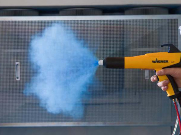 Sử dụng sơn tĩnh điện giúp tiết kiệm đáng kể chi phí bởi bột sơn có thể tái sử dụng triệt để