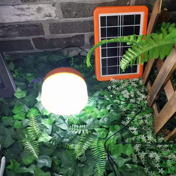 Đèn Bulb năng lượng mặt trời JinDian 50w JD-X50