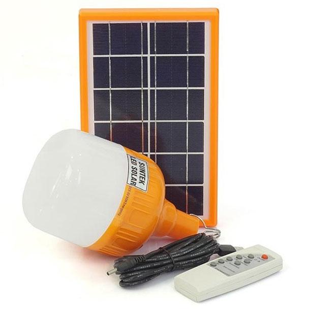 Đèn tích điện năng lượng mặt trời SUNTEK SC-126