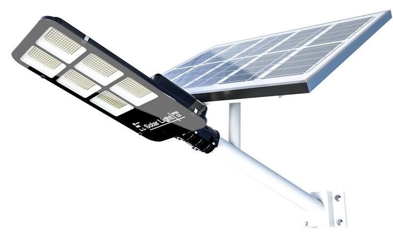 Đèn đường năng lượng mặt trời 180W VC-79180