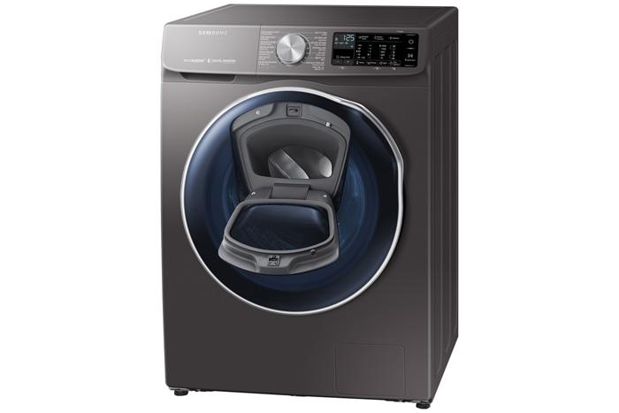 Máy giặt sấy Addwash 10.5kg Samsung WD10N64FR2X/SV (10.5kg giặt, 7kg sấy, new 2020)