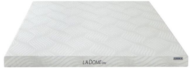 Nệm cao su Liên Á L'A Dome Grey dày 15cm
