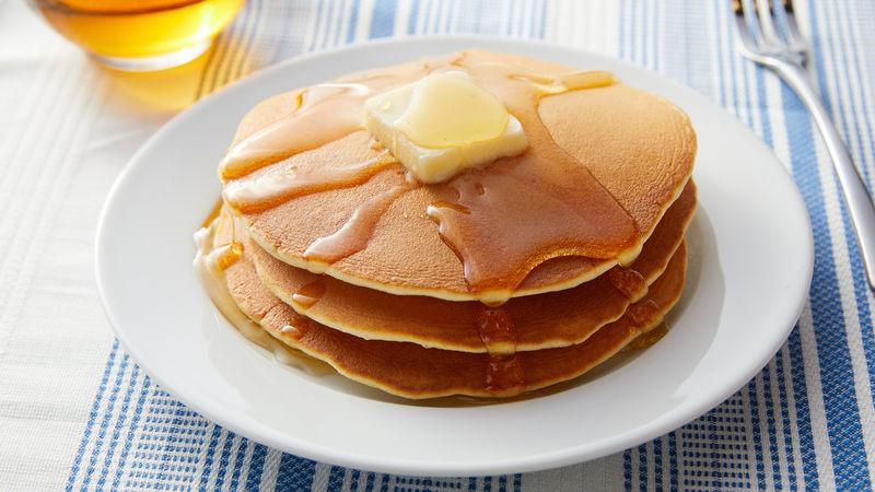 Bánh pancake có nguồn gốc từ Pháp