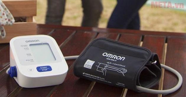 Cách sửa máy đo huyết áp Omron