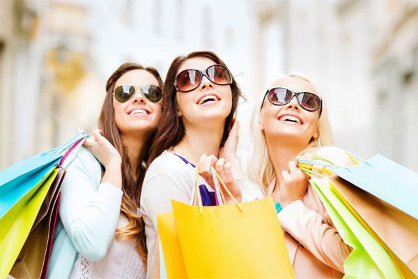 Lập hội mua sắm với bạn bè
