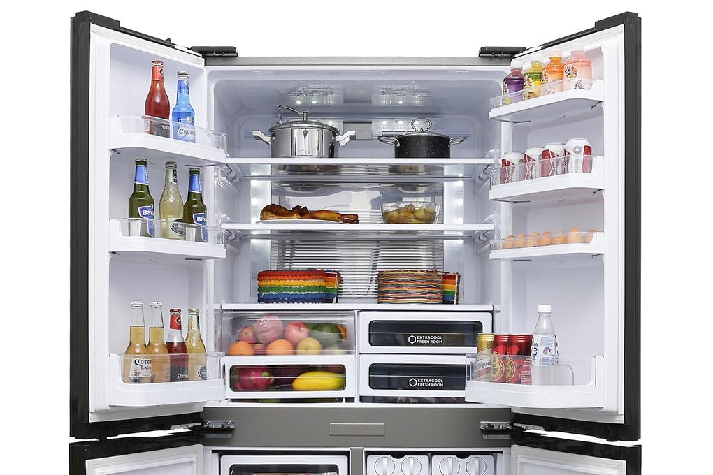 Tủ lạnh Sharp 4 cánh có tốt không?