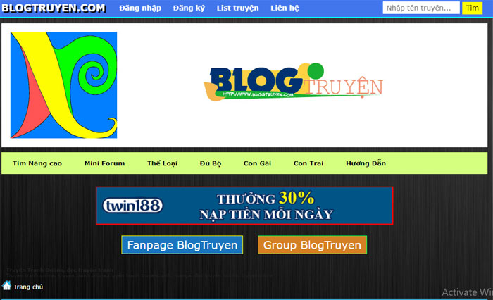 Blogtruyen