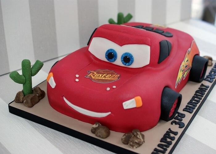 50+ mẫu bánh sinh nhật hình xe hơi, ô tô, xe tăng, tàu hỏa, máy bay đẹp nhất