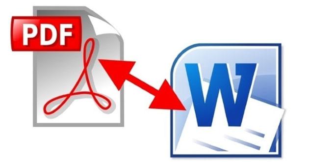 5         ứng dụng chuyển PDF sang Word không lỗi font tốt nhất