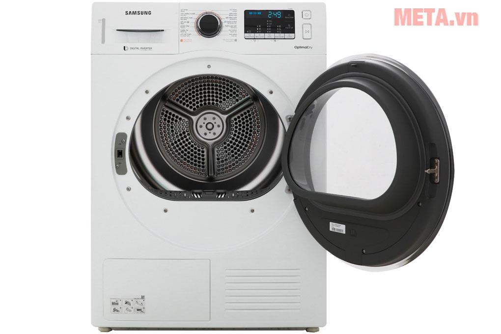 Máy sấy quần áo Heatpump Samsung DV90M5200QW/SV 9kg