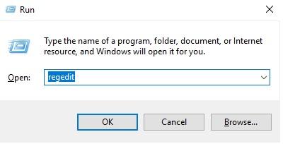 Cách tắt phần mềm diệt virus bằng Registry Editor