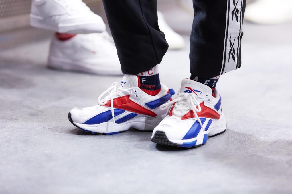 Giày thể thao Reebook - 1 thương hiệu từ nước Anh