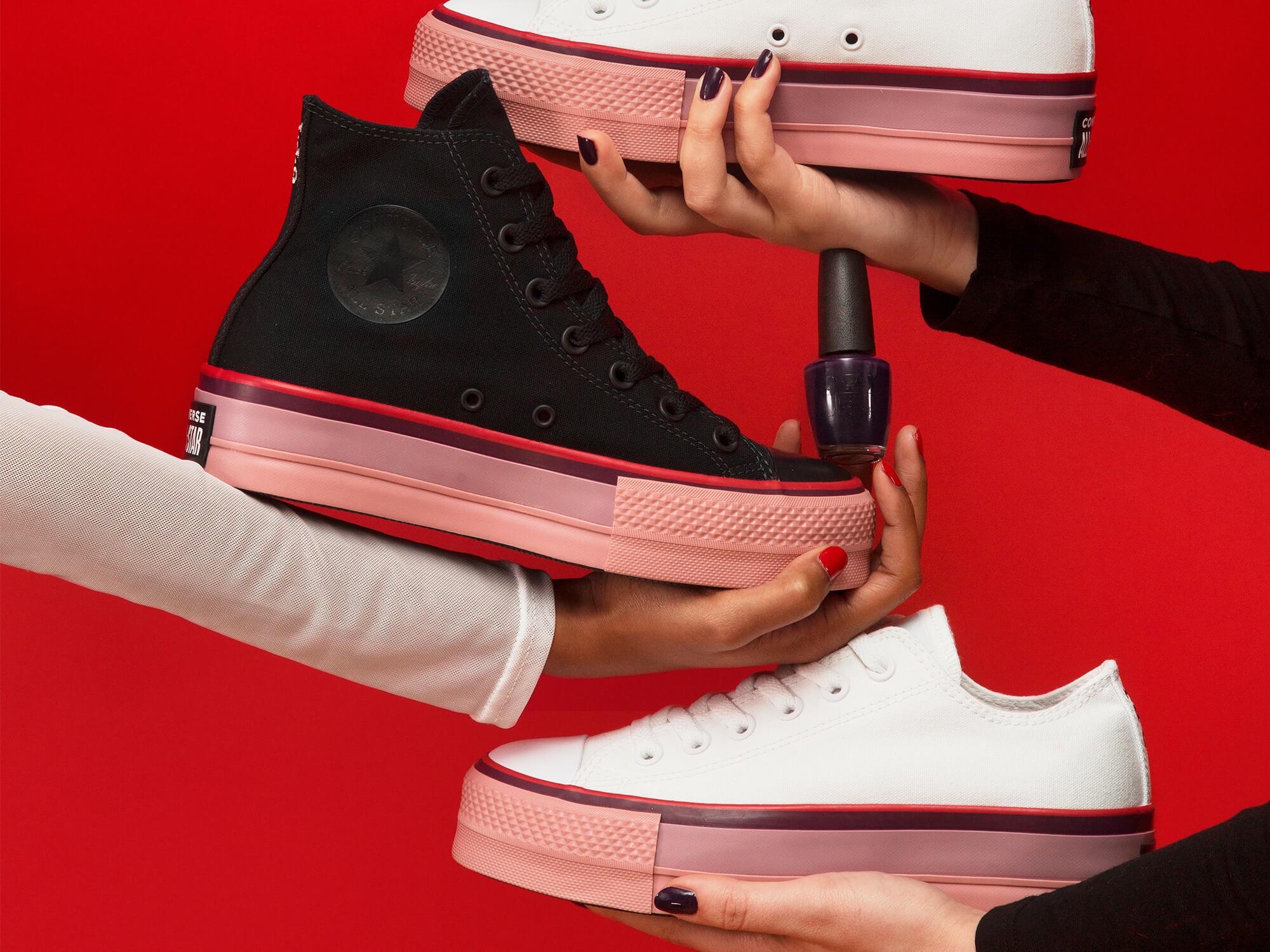 Converse là một trong các hãng giày sneaker nổi tiếng được nhiều người trên thế giới sử dụng