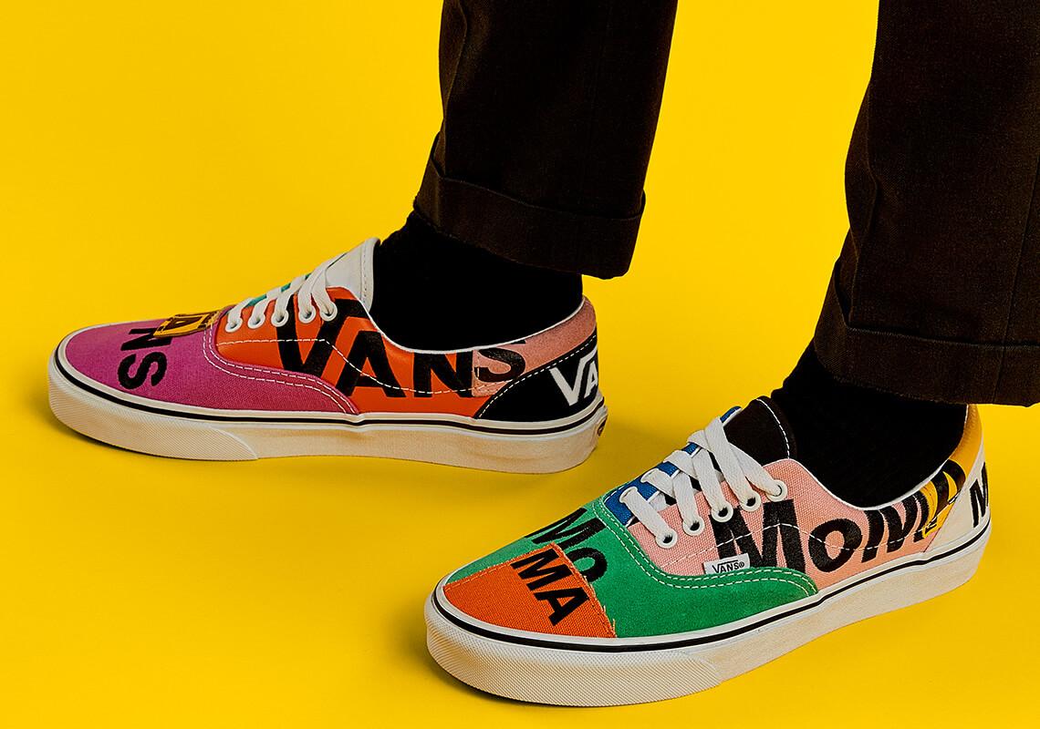 Giày thể thao Vans luôn được coi là đối trọng của Converse