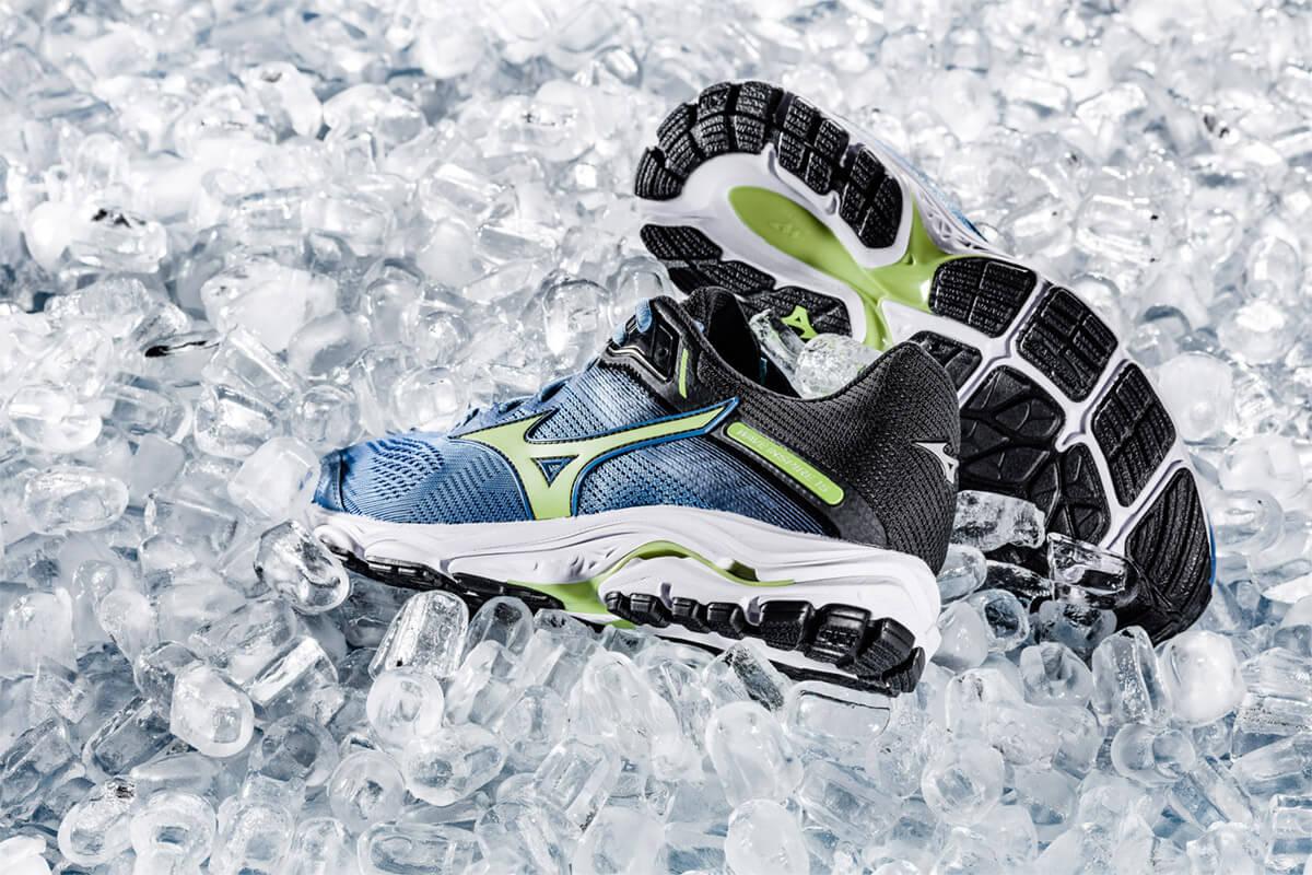 Giày thể thao Mizuno là cái tên được nhiều vận động viên tin tưởng