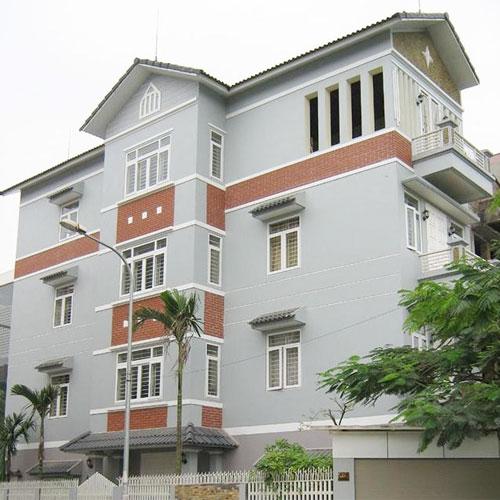Màu sơn nhà đẹp cho mệnh Kim