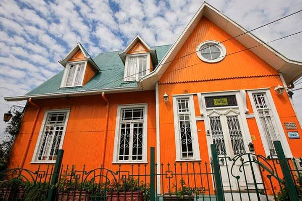 Màu sơn nhà đẹp cho người mệnh Hỏa