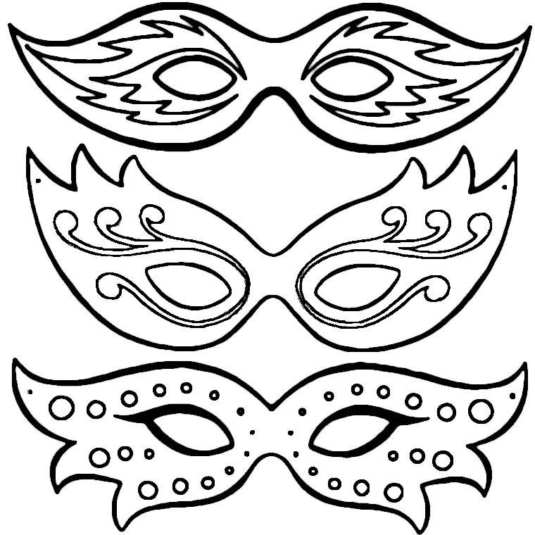 Cách làm mặt nạ giấy Halloween cho trẻ em