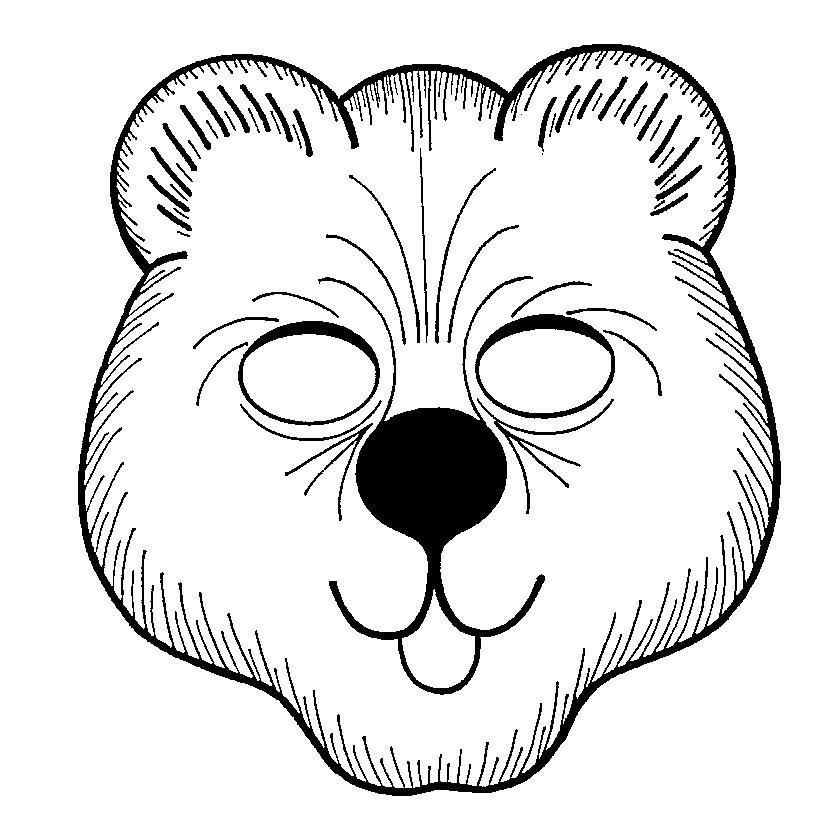 Mặt nạ gấu