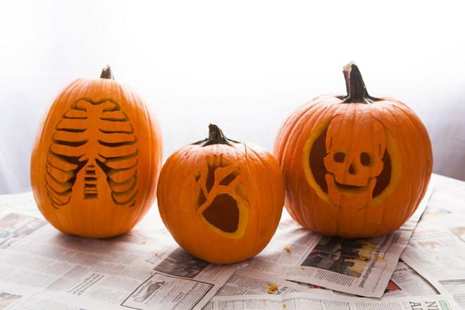 Bí ngô Halloween