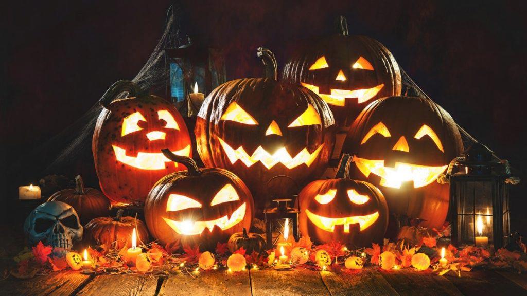 Các trò chơi Halloween vui nhộn