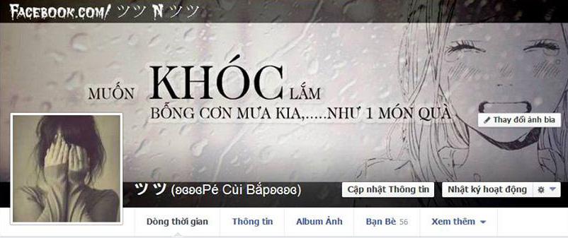 Tên Facebook hài hước cho nữ